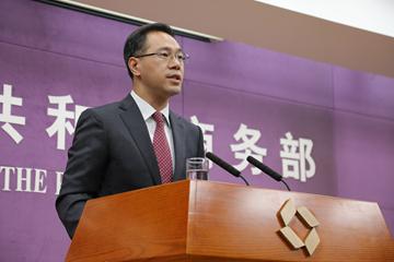 """中상무부 """"미중 무역전쟁 영향 중국 기업에 제한적…통제 가능"""""""