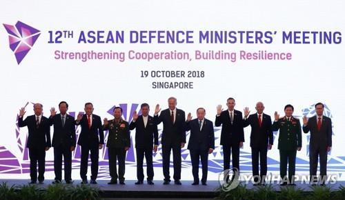 아세안, 해상 합동군사훈련 균형…올해는 중국, 내년엔 미국과