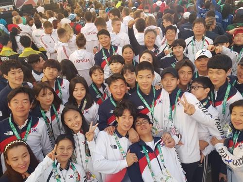 한국, 2018 유스올림픽 금 1개 포함 메달 12개로 마감
