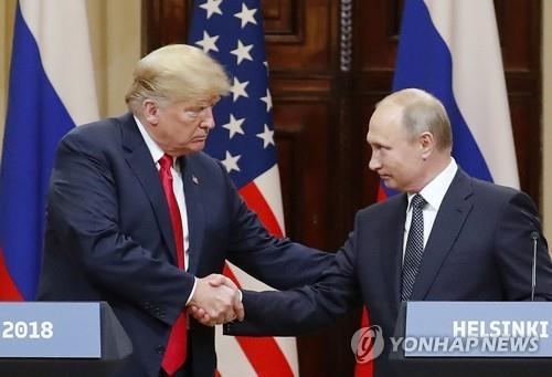 """NYT """"美, '중거리핵폐기조약 파기' 러시아에 내주 통보 예정"""""""