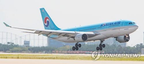 '프랑크푸르트→인천' 대한항공기, 기체결함으로 21시간 지연
