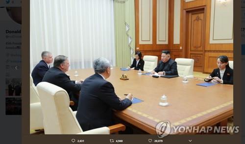 폼페이오 곧 '북미고위급대화' 언급 주목…北김여정 방미가능성