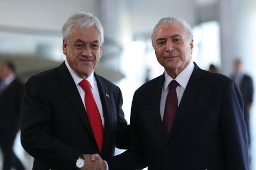 브라질-칠레, 비관세 장벽 완화 합의…자유무역협상 분위기 조성