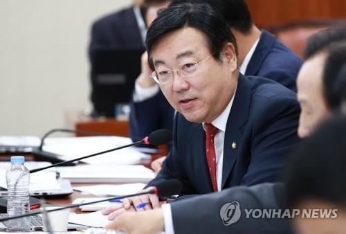 """김종석 """"기업銀, 중소기업에 지나친 보증요구·꺾기"""""""