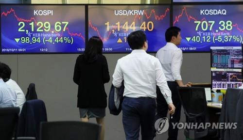 투자자예탁금 연중 최저…개인 코스닥 빚투자도 '바닥'