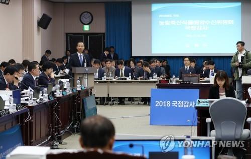 [국감현장] 강원도 남북교류·올림픽 시설 사후활용 여야 '시각차'