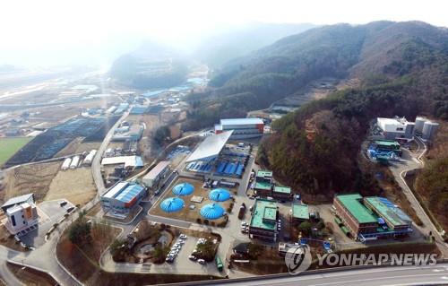 '혐오·기피시설' 홍천 친환경 에너지타운…주민소득 '쑥쑥'