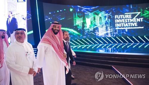 사우디 왕세자, 카슈끄지 살해 배후설 생방송으로 직접 부인(종합)