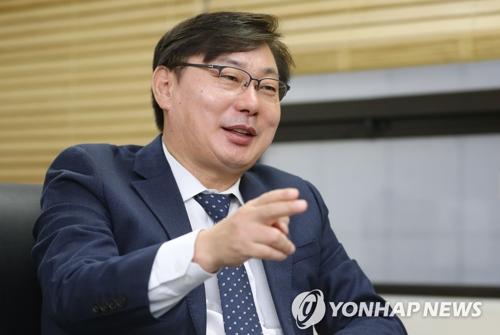 """[묻고 답하다] 이화영 경기 부지사 """"지자체 남북교류 조율할 컨트롤타워 .."""
