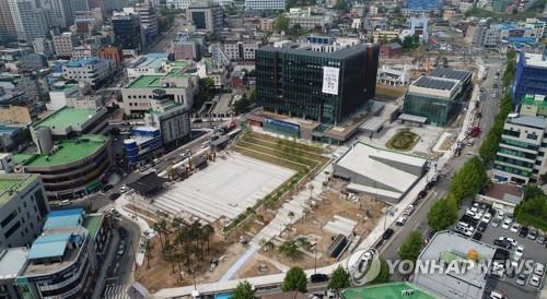 춘천 약사동 일대 주택재개발정비사업 시행인가 취소