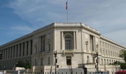美 의사당 인근 건물 입주민 대피…폭발물 관련 여부는 미확인