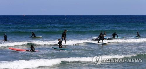 양양군, 서핑 특구 지정 추진…용역 발주