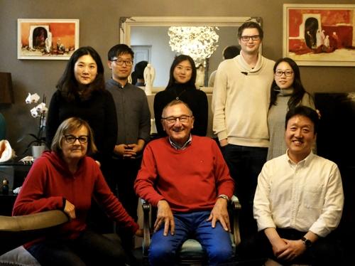 [인터뷰] 프랑스에 잠든 잊혀진 독립운동가 홍재하 차남 장자크씨