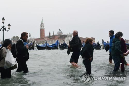 유럽서 강풍·폭우·폭설 등 이상기후로 피해 속출(종합)
