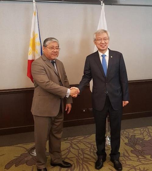 [동정] 외교2차관, 한-필리핀 정책협의회 참석