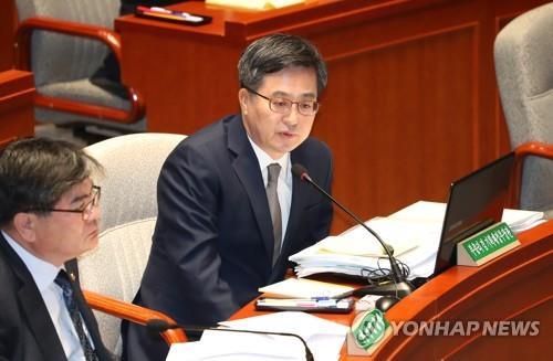 """""""정치적 의사결정의 위기""""라고 한 김동연…발언의 진의는?"""