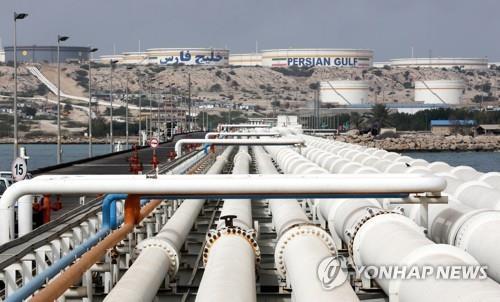 페르시아만 석유 터미널  [EPA=연합뉴스/자료사진]