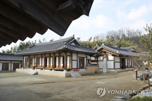 육영수 생가 [연합뉴스 자료사진]