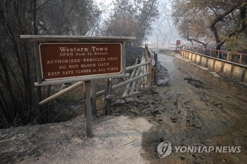 영화 세트장 '웨스턴 타운' [EPA=연합뉴스 자료사진]