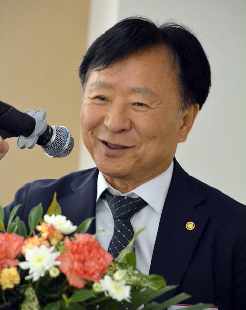 아시아한인회·한상총연 새 회장에 심상만 印 한인회총연회장