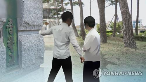 """폭행당한 중학생 아파트 추락사…가해 동급생 """"혐의 인정"""""""