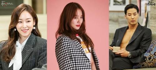 서현진·김지석·윤은혜…톱스타를 연기하는 스타들