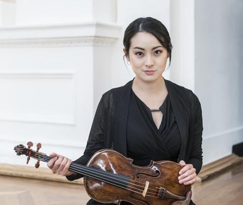 김사라, 독일 게반트하우스 오케스트라 비올라 수석 선임