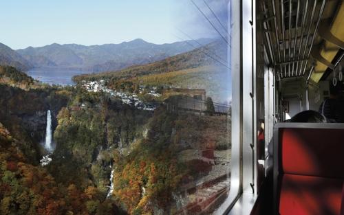 [연합이매진] 열차 타고 떠나는 도쿄..