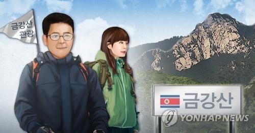 금강산관광 기념행사 4년만에 개최…각계 인사 100여명 방북(종합)