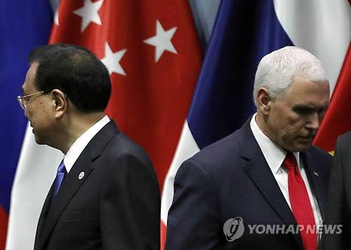 미중, '신장·남중국해 문제' 두고 신경전…美 맹공vs中 반격
