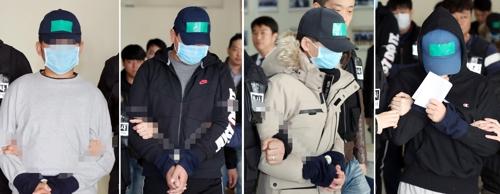 중학생 집단 폭행 당한 뒤 추락사…가해 10대 4명 영장심사