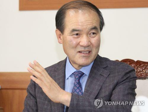 '인사권 남용 혐의' 이항로 진안군수 벌금 500만원