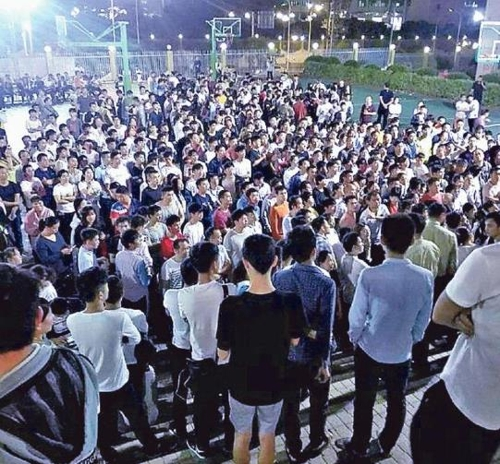 아이폰 판매 부진에 중국 기업들 대규모 감원 사태