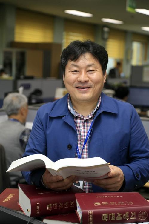 [사람들] '희망의 마술사' 광주 북구 박용신 실무관 청백리봉사상
