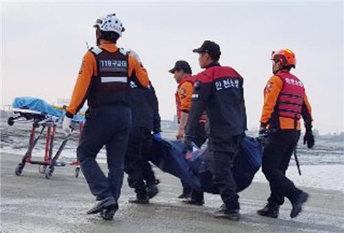 인천 강화군 갯벌서 50대 남성 숨진 채 발견