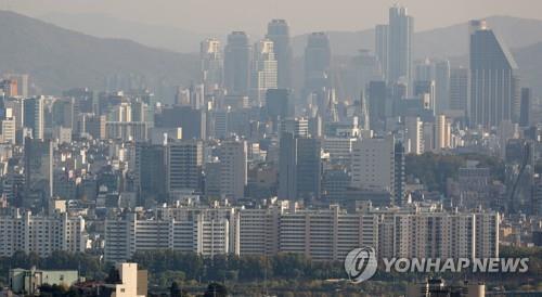 """""""집값 전망 불안, 매매 대신 전세로""""…서울 전월세 거래 는다"""