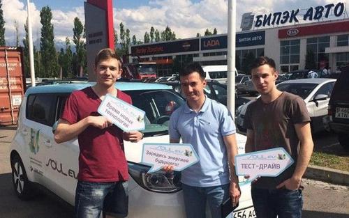 카자흐스탄, 전기자동차 전용주차장 수도 아스타나에 곧 설치