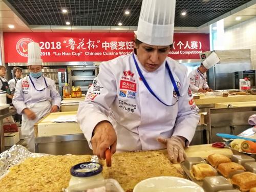 [AsiaNet] 창의적인 중국 요리, 세계인의 입맛 자극해