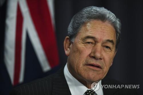 뉴질랜드 부총리, 중국의 간첩 활동설에 경고