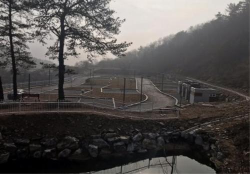 [세종소식] 세종시 전월산 캠핑장 준공…내년 3월 개장