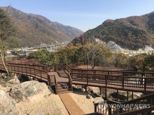 춘천 강촌 명성 살려라…체험 관광시설 속속 마무리