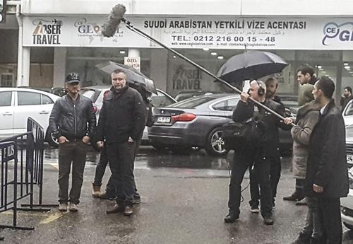 """""""할리우드 배우 숀 펜, 이스탄불에…카슈끄지 다큐 제작"""""""