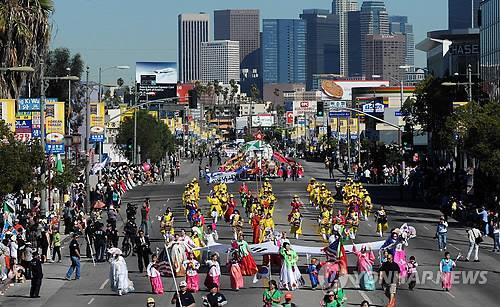 美 LA 시의회 코리아타운의 날 선포…미국내 최초