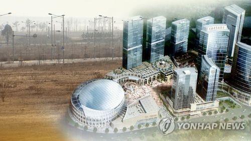 인천공항 영종도 카지노·테마파크 복합리조트, 내년 착공