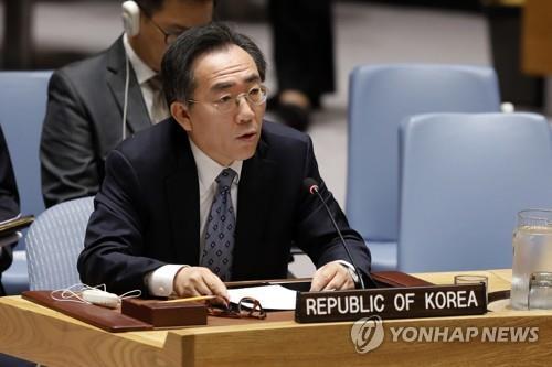 한국, 유엔개발계획 등 3개기구 통합집행이사회 의장 첫 수임