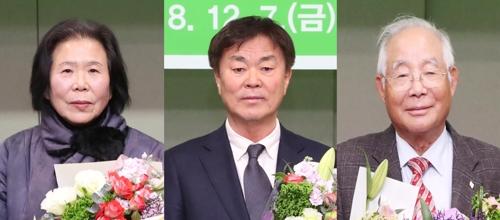 '전남도 문화상'에 김옥애·김오현·최상준씨 수상의 영예