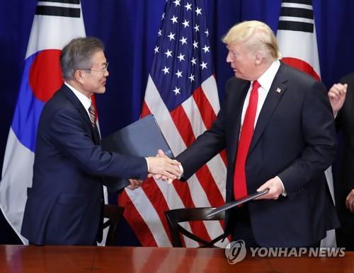 한미FTA 개정안 국회 비준…내년초 발효시 첫 '트럼프 FTA'