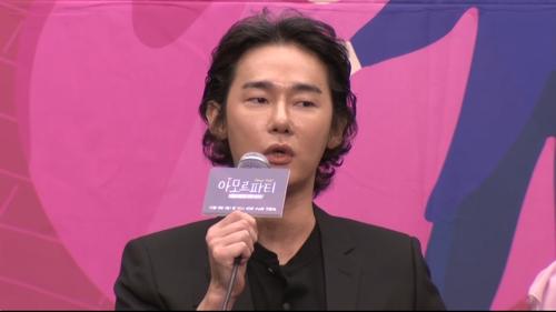 """[통통TV] '아모르파티' 허지웅 """"어머니 여행보내드리기 위해 출연"""""""