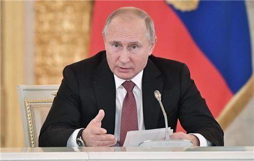 """""""푸틴, 야당 공천 주지사 당선자들 몇 달 동안 접견안해"""""""