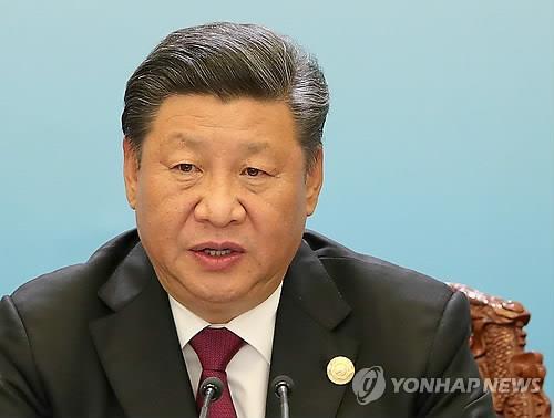 """시진핑, 北리용호 만나…""""남북 관계개선 및 화해협력 지지"""" 밝혀"""